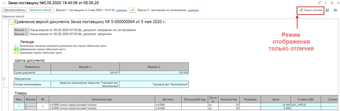 Протокол EDI в 1С Управление торговлей