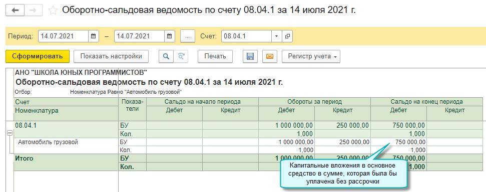 Новое в версии 3.0.99 в 1С Бухгалтерия НКО